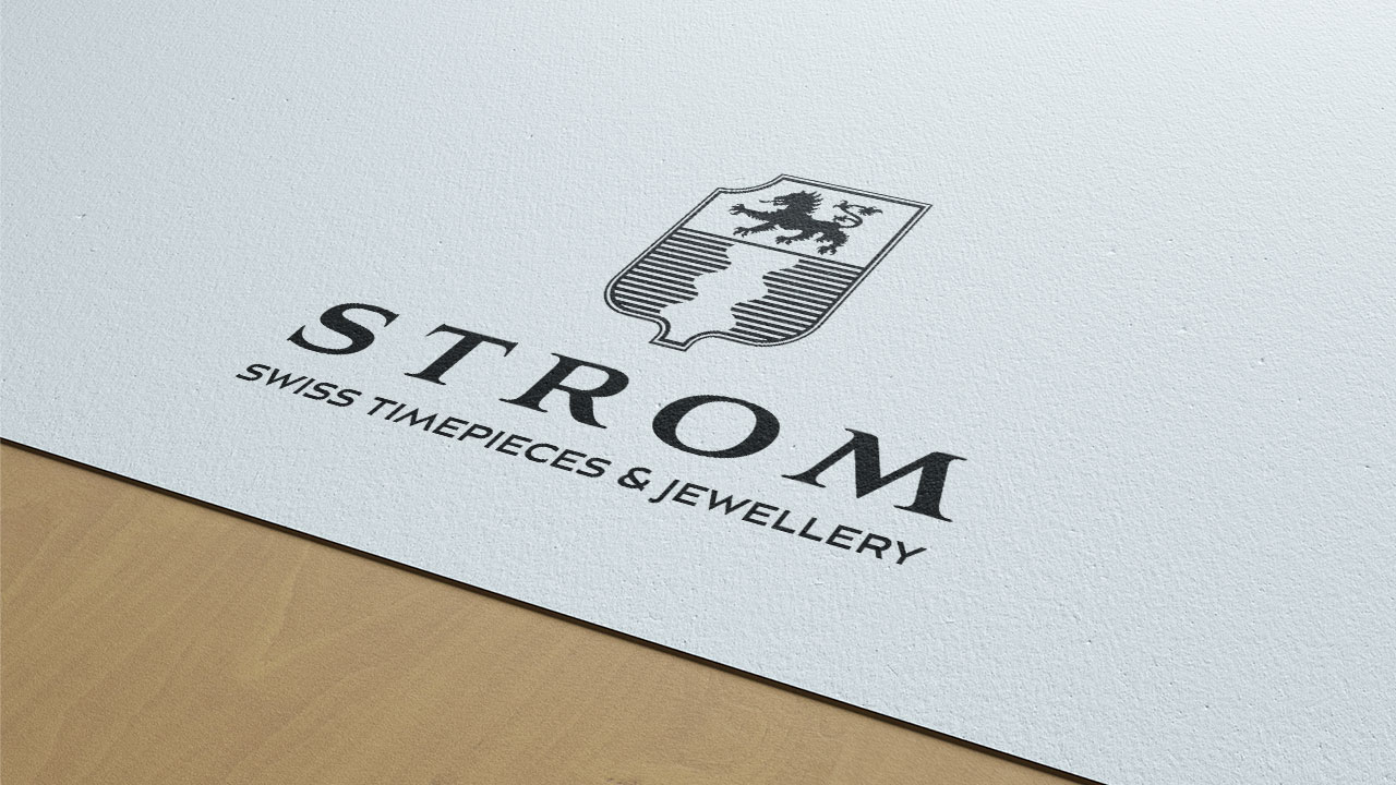 Logo Strom Watches