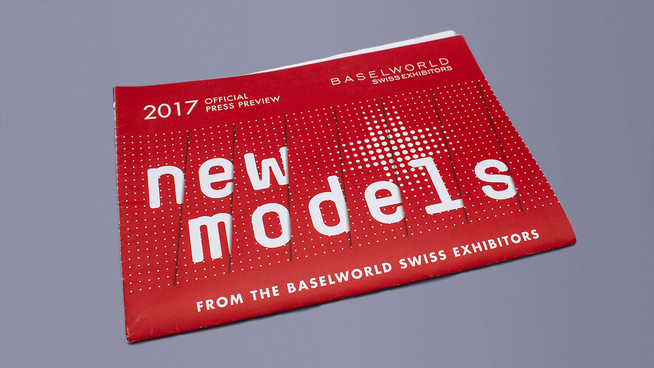 Preview des Swiss Exhibitors at Baselworld 2017